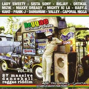 Reggae Franco Créole V9