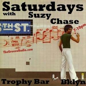 The Groove 215 Suzy Chase