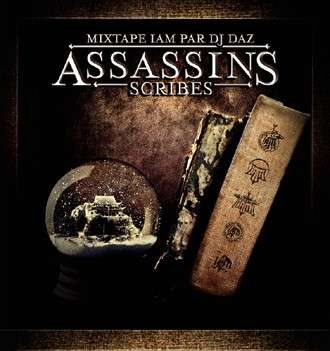 IAM - Assassins Scribes Vol.1 par Dj Daz