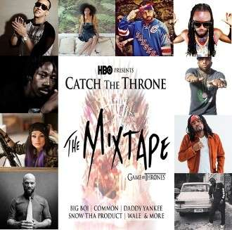 HBO mixtape - Catch the Throne