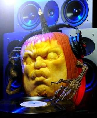 DJ Scene - Special Halloween 2014