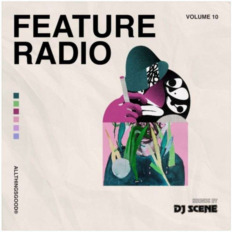 DJ Scene - Feature Radio Vol. 10