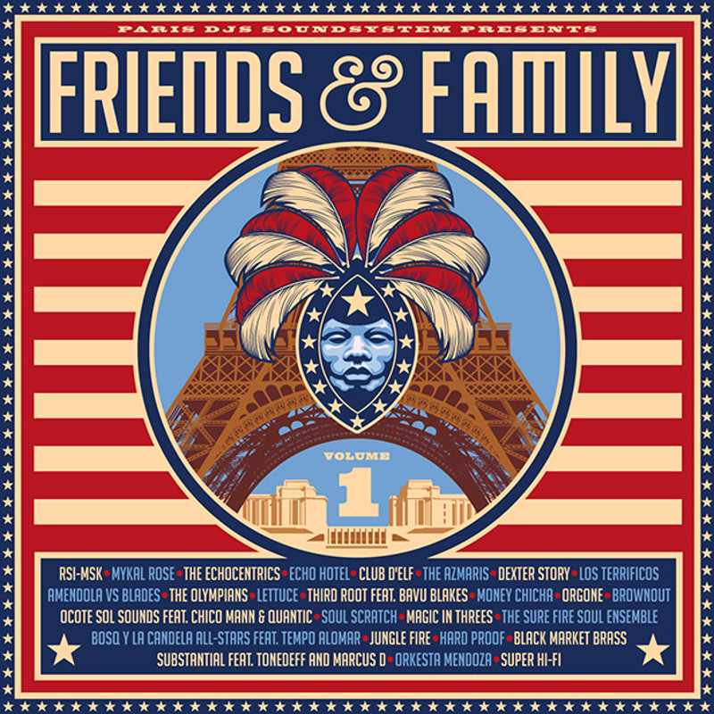 Friends and Family Vol 1