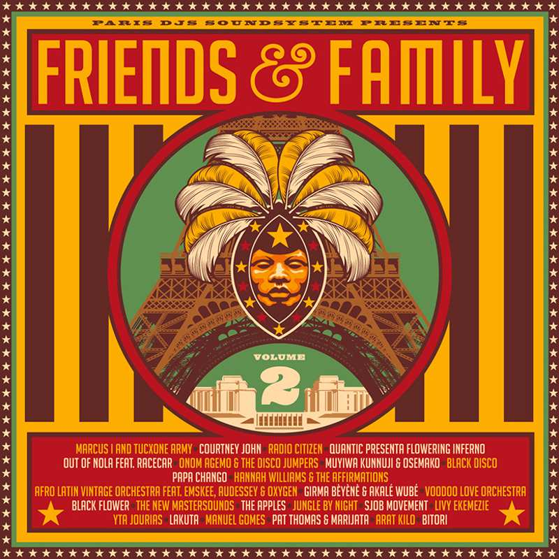 Friends and Family Vol 2