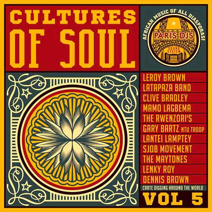 Paris DJs Sound System - Cultures of Soul Vol.5
