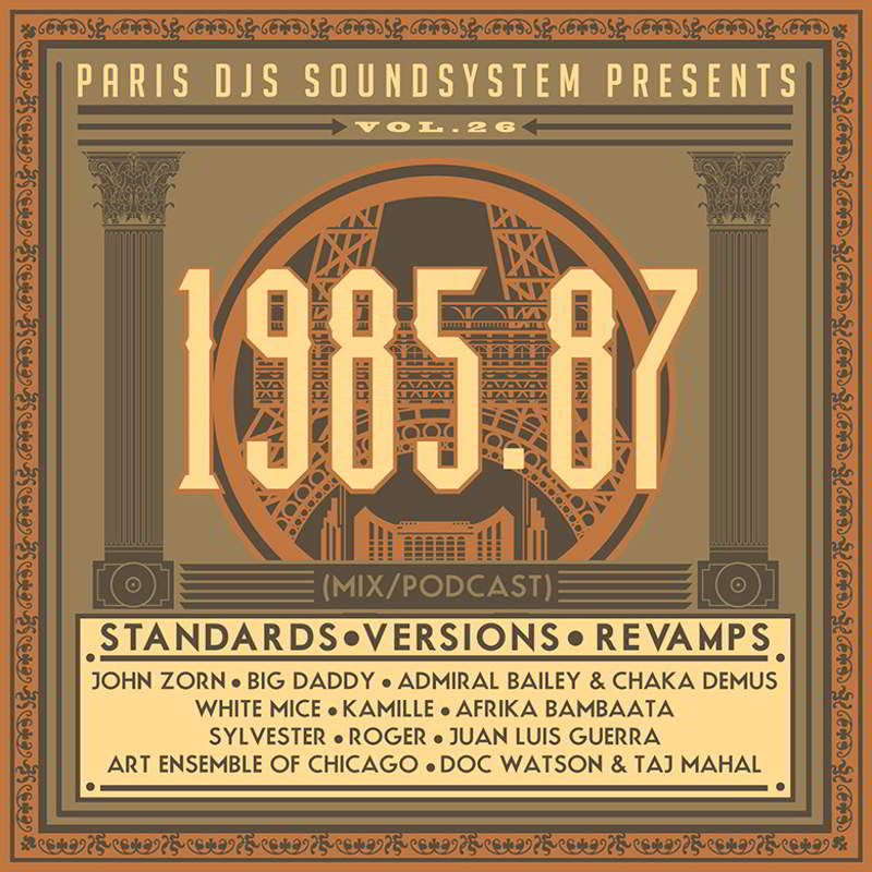 1985_87 - Standards, Versions and Revamps Vol.26