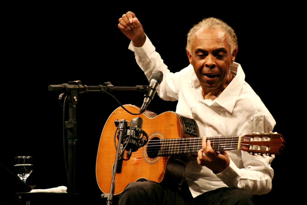 Gilberto Gil by DJ Tahira