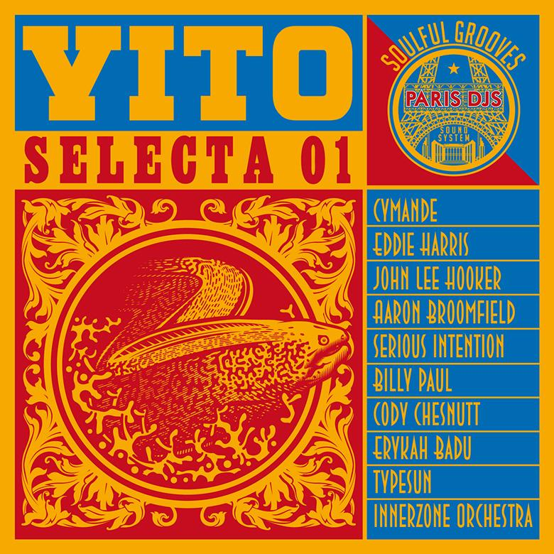 Vito - Selecta 01 - Soulful Grooves