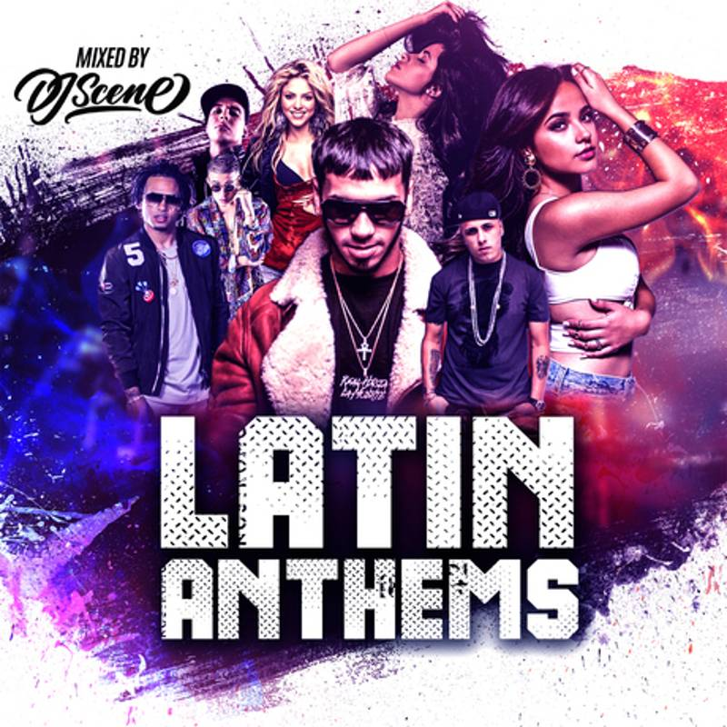 DJ Scene - Special Latin Anthems