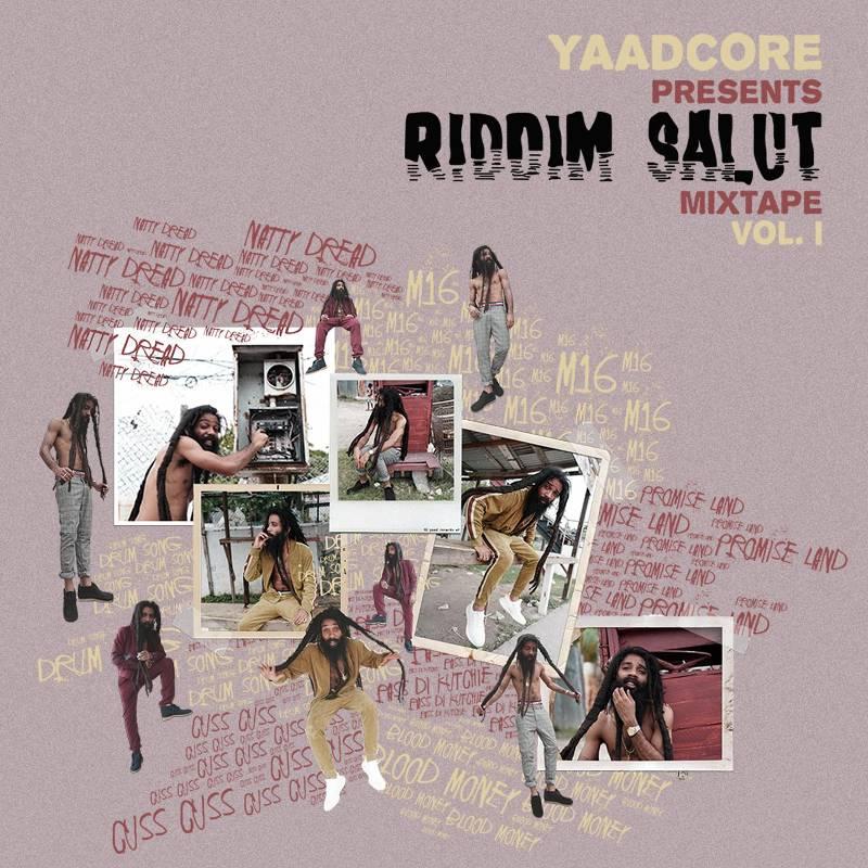 Yaadcore - Riddim Salute Vol.1