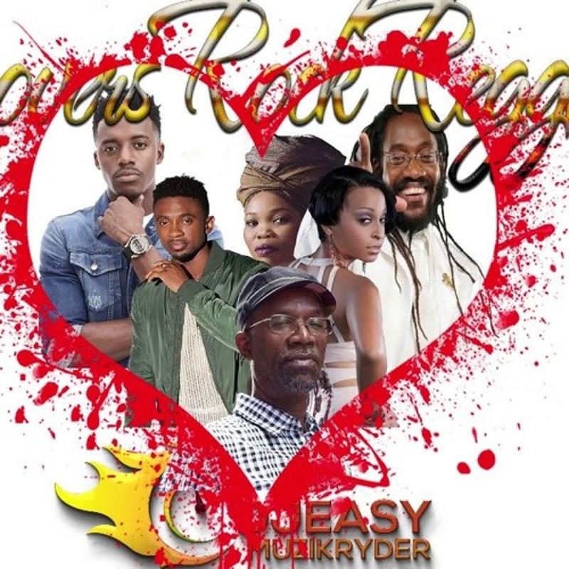 DJ Easy - Lovers Rock Reggae Mix 2019 Pt2